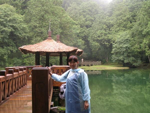 阿里山森林风景区 湖