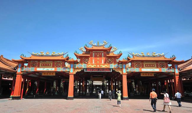 2012年台湾最新12大旅游景点_必玩景点_台湾游