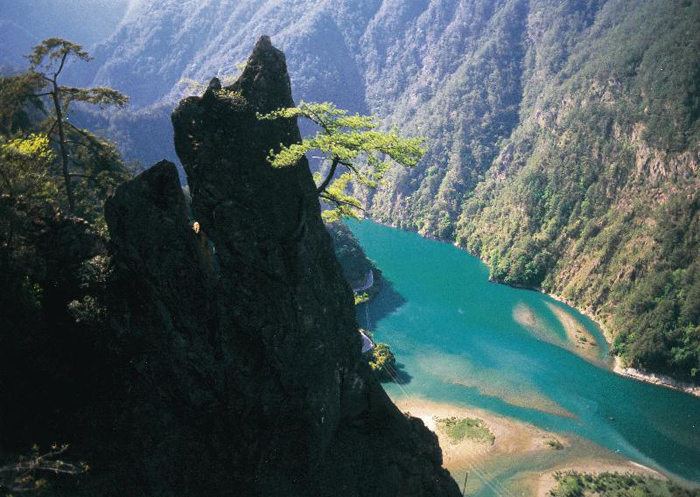 台湾参山国家风景区