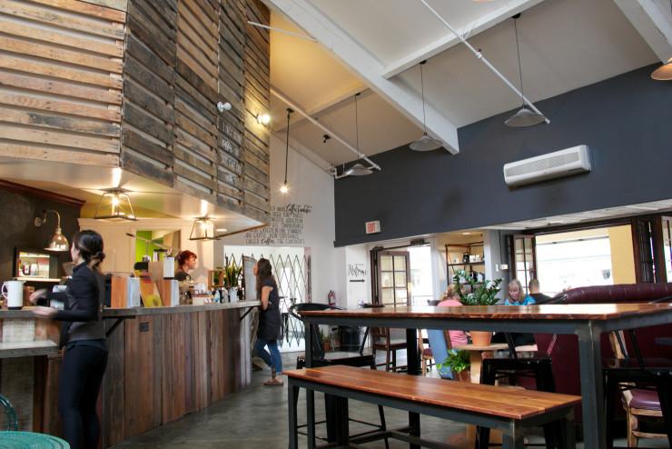 小资范台湾10大特色咖啡店一个揉杂香气,情绪的空间